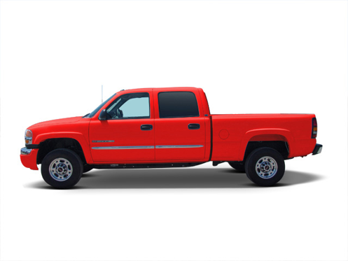 Slide 1 of 7: 2005 GMC Sierra 2500HD