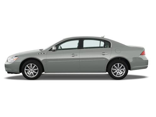 Slide 1 of 9: 2008 Buick Lucerne