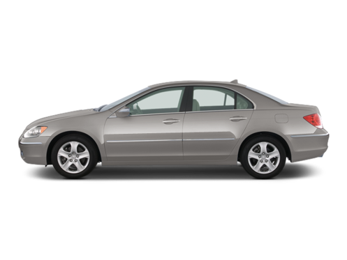 Slide 1 of 8: 2005 Acura RL