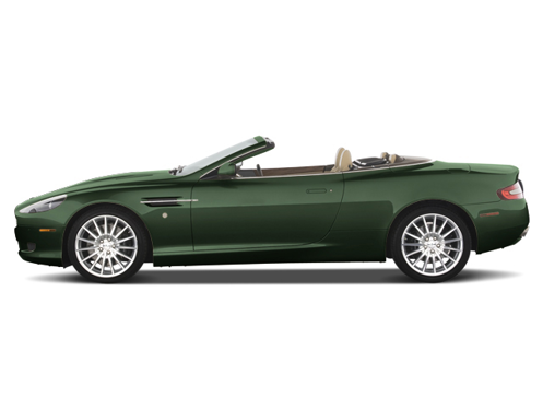 Slide 1 of 19: 2007 Aston Martin DB9