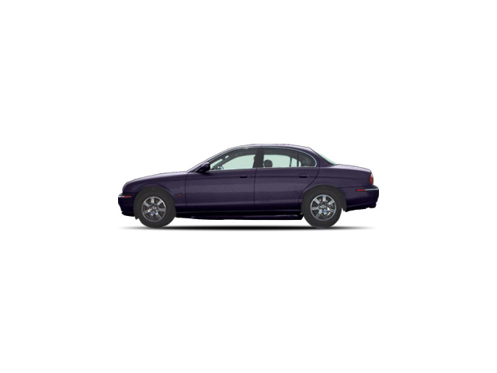 Slide 1 of 11: 2003 Jaguar S-Type