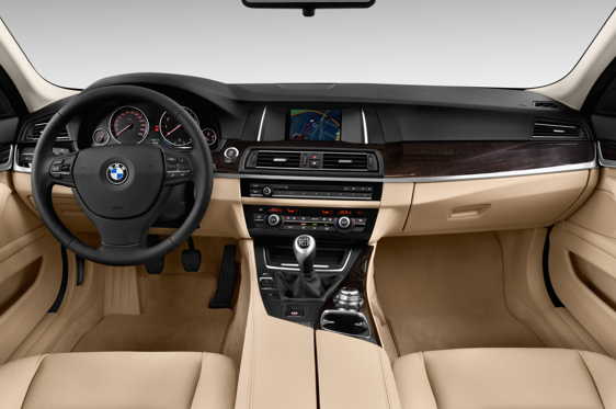 Slide 1 of 11: 2015 BMW 5 Series