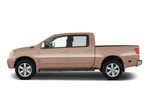 Slide 1 of 8: 2005 Nissan Titan