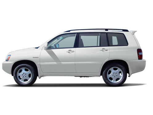 Slide 1 of 8: 2007 Toyota Highlander