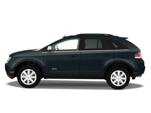 Slide 1 of 8: 2007 Lincoln MKX