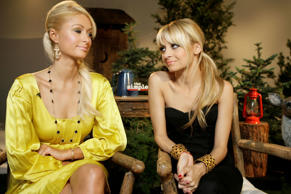 Ex-BFF's Nicole Richie and Paris Hilton famously fell out during the filming of their reality show The Simple Life.