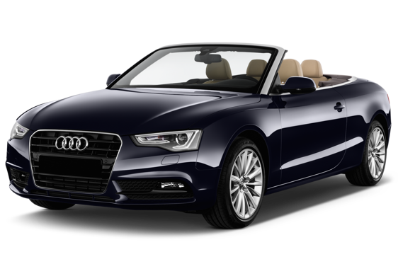 Slide 1 of 14: 2015 Audi A5 Cabriolet