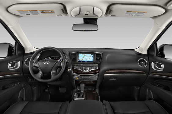 Slide 1 of 11: 2014 Infiniti QX60