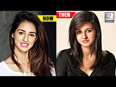 Disha Patani's shocking transformation