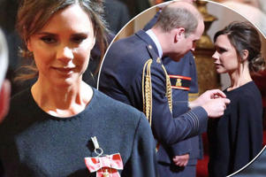 The internet was not happy about Victoria Beckham being given an OBE