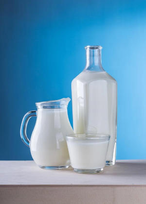 Low-fat milk and yogurt helped reduce depressive symptoms in a new study. Pixabay