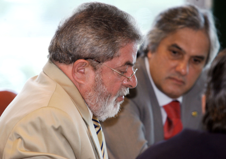 Lula perde para Delcídio