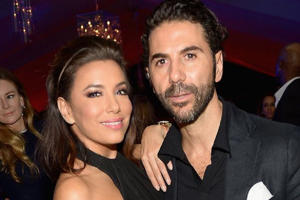 Eva Longoria and Jose Baston (Photo: Getty Images for Haute Living)