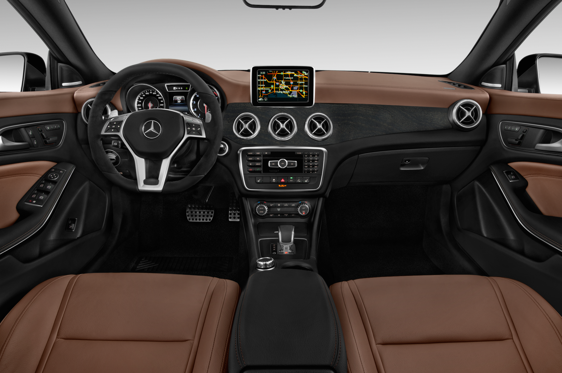 Slide 1 of 11: 2015 Mercedes-Benz CLA-Class
