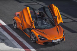 McLaren 720S is quicker than the P1 - review