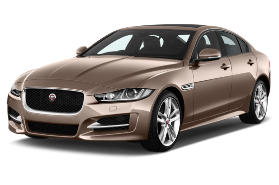 Slide 1 of 25: 2017 Jaguar XE