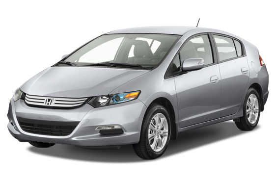 Slide 1 of 14: 2011 Honda Insight