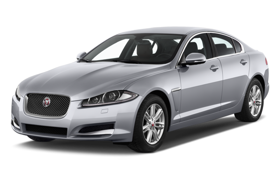 Slide 1 of 14: 2014 Jaguar XF