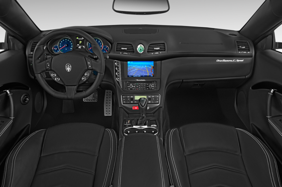 Slide 1 of 11: 2015 Maserati GranCabrio