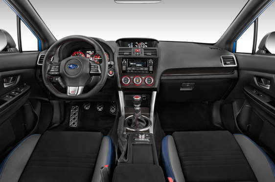 Slide 1 of 11: 2015 Subaru WRX STi