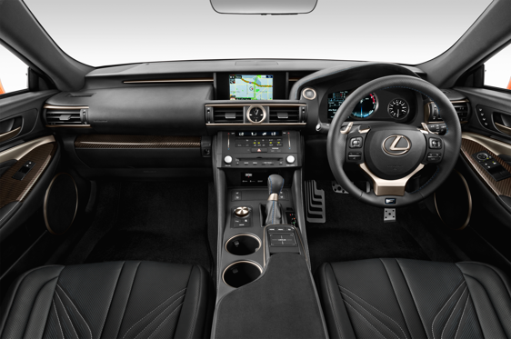 Slide 1 of 11: 2016 Lexus RC