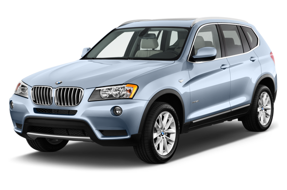 Slide 1 of 14: 2012 BMW X3