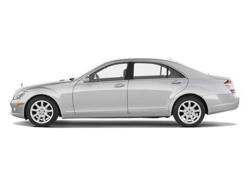 Slide 1 of 25: 2009 Mercedes-Benz S-class