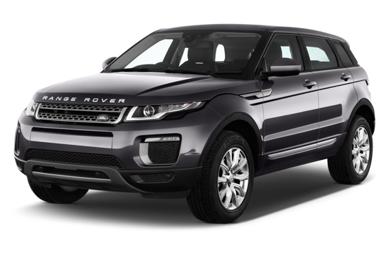 Slide 1 of 14: 2016 Land Rover Range Rover Evoque