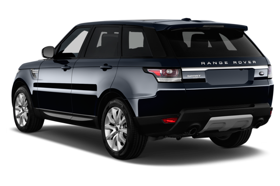 Slide 2 of 14: 2016 Land Rover Range Rover Sport