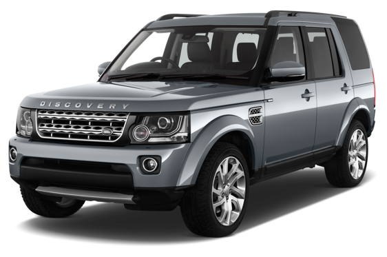 Slide 1 of 14: 2016 Land Rover Discovery