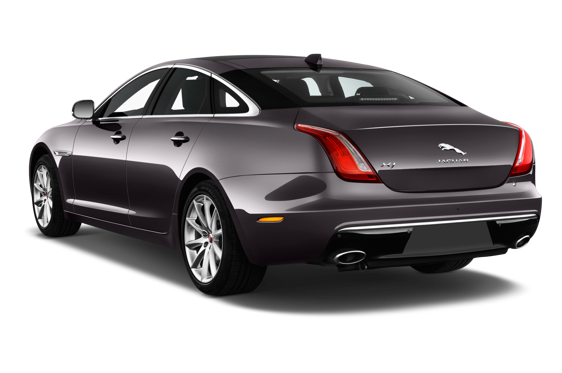 Slide 1 of 25: 2016 Jaguar XJ