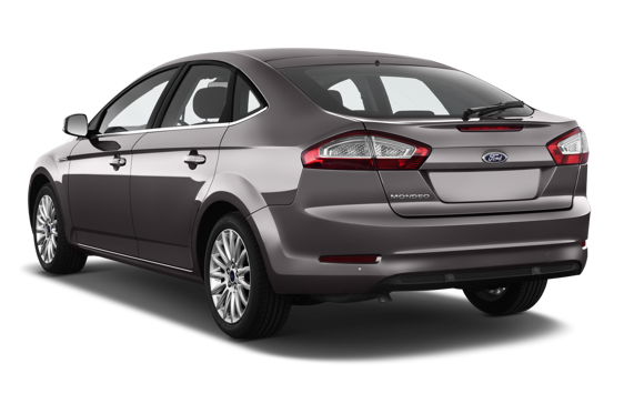 Slide 2 of 14: 2012 Ford Mondeo