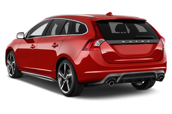 Slide 2 of 14: 2014 Volvo V60