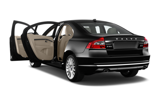 Slide 1 of 24: 2014 Volvo S80