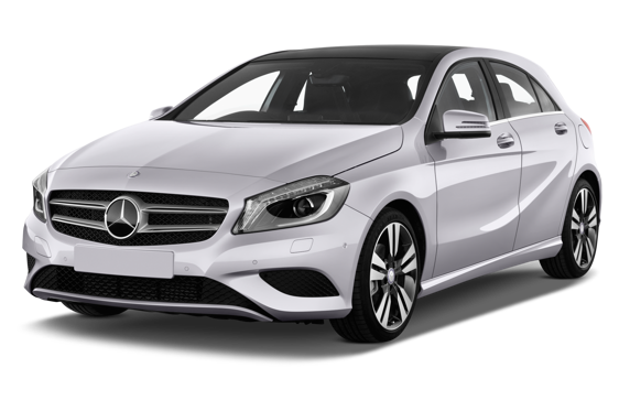 Slide 1 of 14: 2014 Mercedes-Benz A-Class