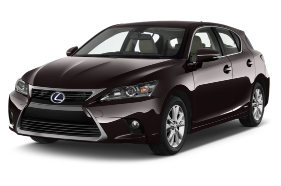 Slide 1 of 14: 2014 Lexus CT
