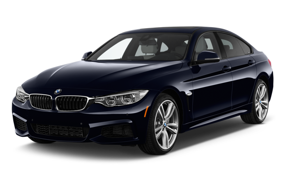 Slide 1 of 14: 2017 BMW 4 Series Gran Coupe