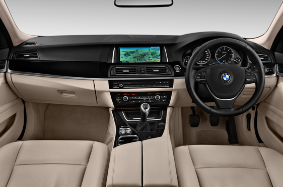Slide 1 of 11: 2013 BMW 5 Series