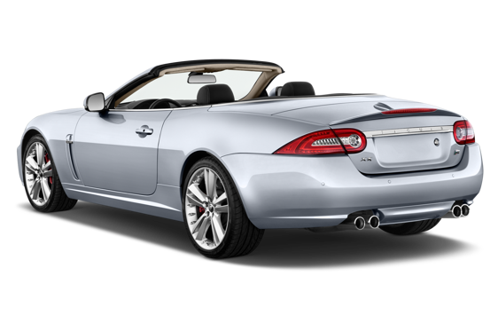 Slide 1 of 25: 2011 Jaguar XK