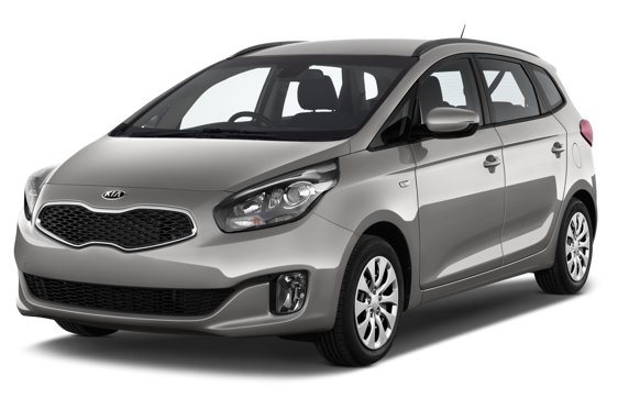 Slide 1 of 14: 2014 KIA Carens