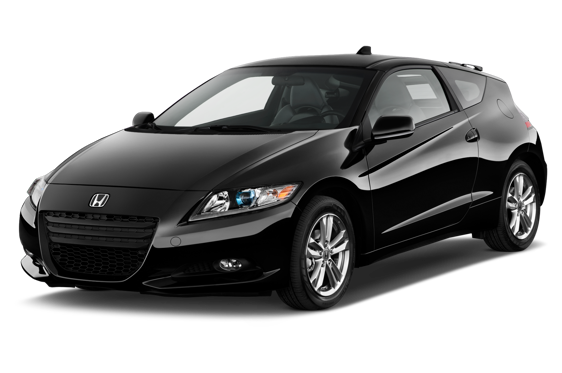 Slide 1 of 14: 2011 Honda CR-Z