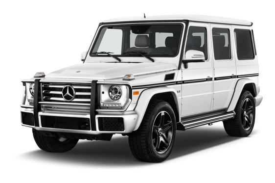 Slide 1 of 25: 2016 Mercedes-Benz G-Class