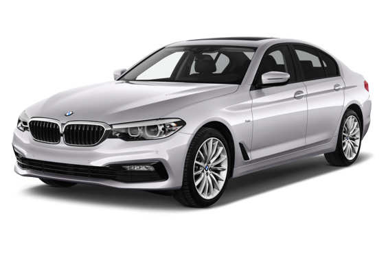 Slide 1 of 14: 2017 BMW 5 Series