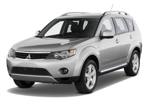 Slide 1 of 14: 2009 Mitsubishi Outlander