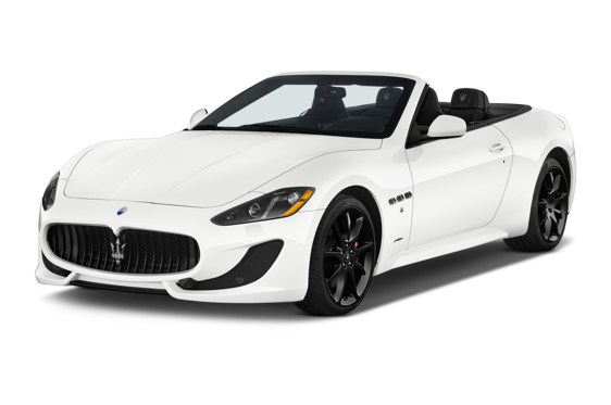 Slide 1 of 14: 2015 Maserati GranCabrio