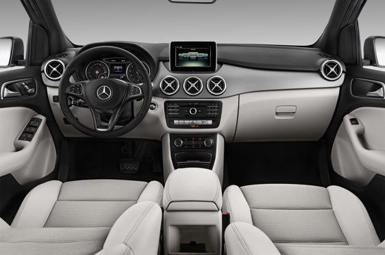 Slide 1 of 11: 2016 Mercedes-Benz B-Class