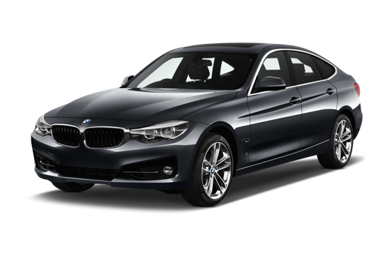 Slide 1 of 14: 2017 BMW 3 Series Gran Turismo