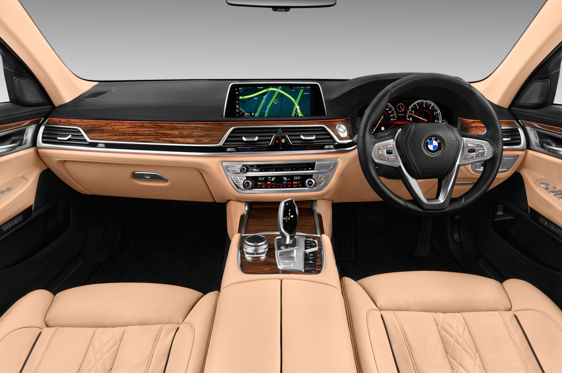 Slide 1 of 11: 2017 BMW 7 Series