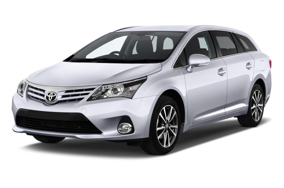 Slide 1 of 14: 2013 Toyota Avensis