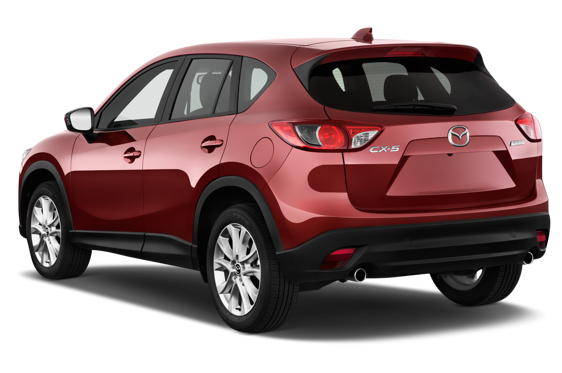 Slide 2 of 14: 2015 Mazda CX-5